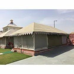 10x20 Feet Swiss Cottage Tent