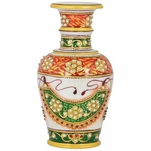 Glass \u0026 Crystal Vases Glossy Beaded Flower Vase Shape Round Shaped  sc 1 st  IndiaMART & Glass \u0026 Crystal Vases Glossy Beaded Flower Vase Shape: Round Shaped ...