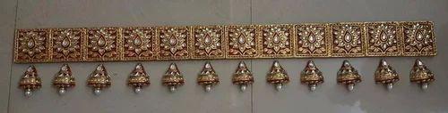 Kalakriti Creation Resen Kundan Bell Bandhanwar