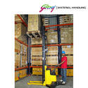 Godrej 1.2 And 1.5 Ton Fully Electric Stacker