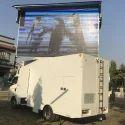 LED Display Van