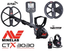 CTX 3030 Minelabs