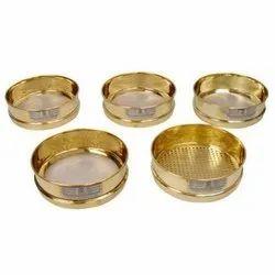 Test Sieves (Fine Series In 8 DIA. Brass Frame)