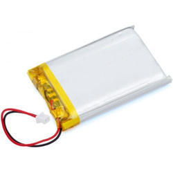 Li-Power 3.7V 800mAh Lithium Polymer Batteries