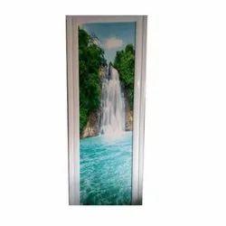 Waterfall PVC Door