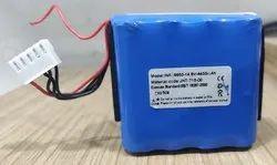 Lithium Ion Battery Packs 14.8 V 4400 mAH