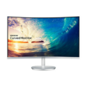 Samsung Curved Monitor 27 Inch Lc27f591fdwxxl With 3 Side Bezel Less