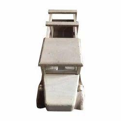 Wooden Trolley Toy, For School/Play School