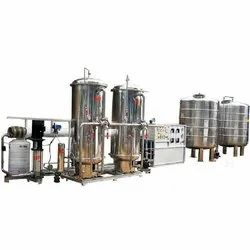 Tool Tech Water Treatment Equipment, Capacity: 2000 To 5000 Ltr Per Hour