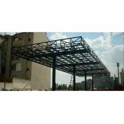 Mild Steel Canopy