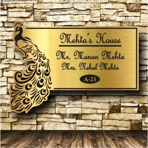 Asian Arts Mumbai Manufacturer Of Acrylic Name Plate And Name Plate