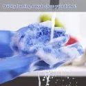 Silicone Rubber Scrubbing Gloves