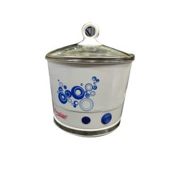 Capacity(Litre): Cooks Up To 1000g Prestige Electric Rice Cooker, Warranty: 1 Year, White