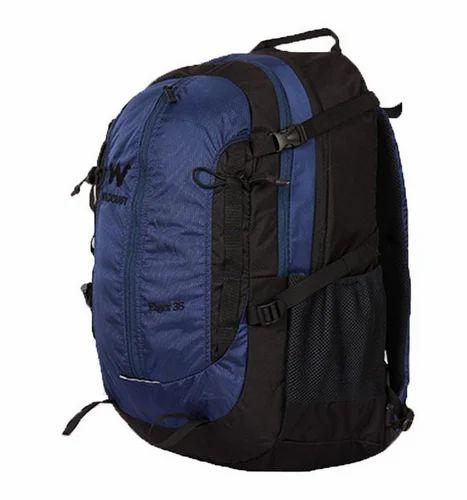 2cc226588c64 Home   Travel Bags   Backpacks   Backpacks. Black Wildcraft Eiger Plus  Backpack 35l