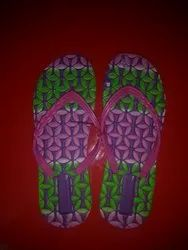 Try Colour Soft & Light Weight Ladies Slipper, Size: 4-7