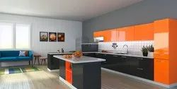 Kitchen Aluminium Composite Panel
