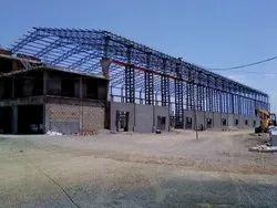 Ofline Commercial Industrial Shed Civil Work