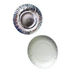 Plain Round Disposable Paper Plate