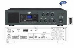 Zxa-500dp Dual Channel Power Amplifier With Digital Player
