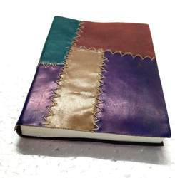 Multi Color Designer Leather Handmade Writing Journal