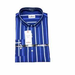 Men's Casual Striped Shirt