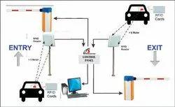 RFID Based Entrance Automation System