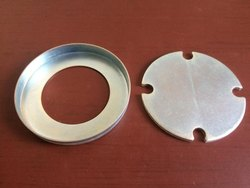 Mild Steel Sheet Metal Components, Thickness: 3.00mm, Packaging Type: Box
