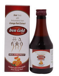 Iron Gold Syrup