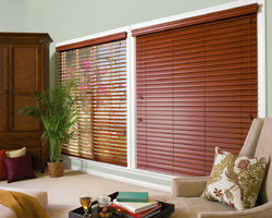 Wooden Blind (Door Delivery & Installation)