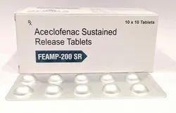 Aceclofenac 200 MG SR