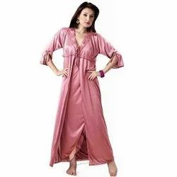 Ladies Designer Two Piece Nighty