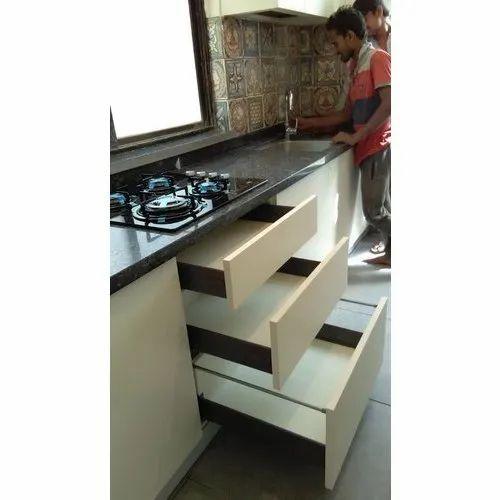 Wooden Kitchen Drawer, Size: 20*20 Inch