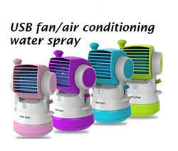 Mini Fan/ Air Conditioning Water Spray