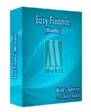 Monthly Finance Collection Management Software