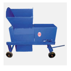 Motorized Shredder 5 HP