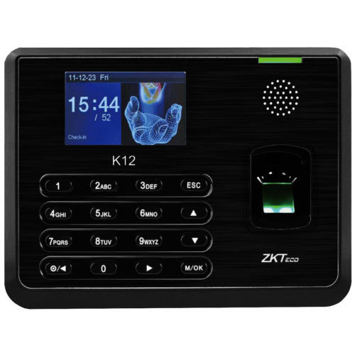 Zkteco Centralised Biometric Time Attendance System