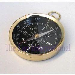 Brass nautical pocket Compass