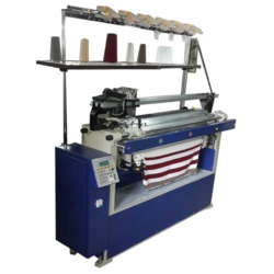 Computerized Flat Knitting Machine, E18-E22