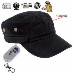 Spy Cap Camera
