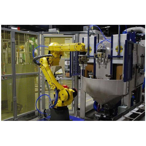 Robot Machine, For Industrial