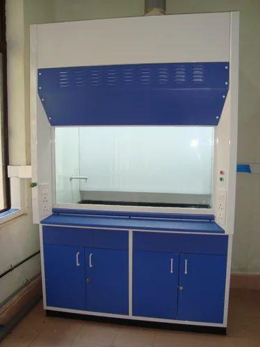 Laboratory Polypropylene Fume Hood