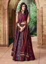 Graceful Designer Reception Wear Lehenga Choli