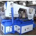 Maxmen Semi-automatic Lx-210 Dc High Speed Metal Cutting Band Saw Machine