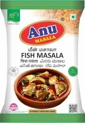 ANU Brown Fish Masala, Packaging Type: Packets, Packaging Size: 50g 20g