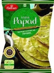 Haldiram Round Plain Papad