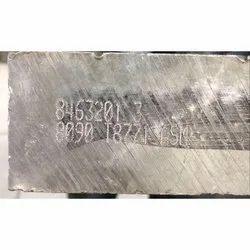 8090 Aluminium Lithium Alloy Block