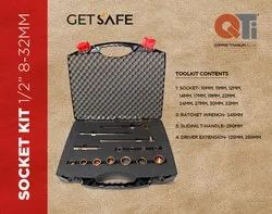 Non Sparking Socket Set QTi Copper Titanium