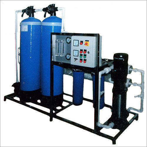 Fully Automatic 4000 LPH Industrial Ro Plant Model, Water Storage Capacity: 4000 L