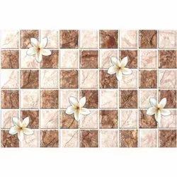 Ceramic Matt Kajaria Printed Wall Tiles, Size: 30 * 60 in cm, Thickness: 20-25 mm