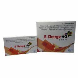 4g Softgel Capsules  E-Charge 4g